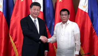 China, Philippines agree to upgrade ties, jointly build Belt and Road