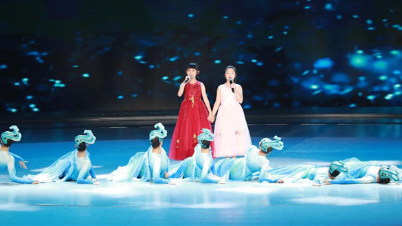 Highlights of grand gala in celebration of 20th anniv. of Macao's return to motherland