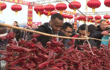 A visit to 100-year-old Spring Festival fair in Shenyang, China