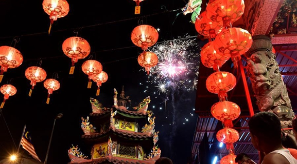 Chinese Lunar New Year celebrated across world