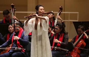 Chinese New Year celebration concert held in Chicago Symphony Center