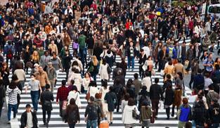 中國大陸人口突破14億