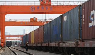 全國鐵路客運量快速回升