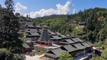 一個貧困山村的安居新生活