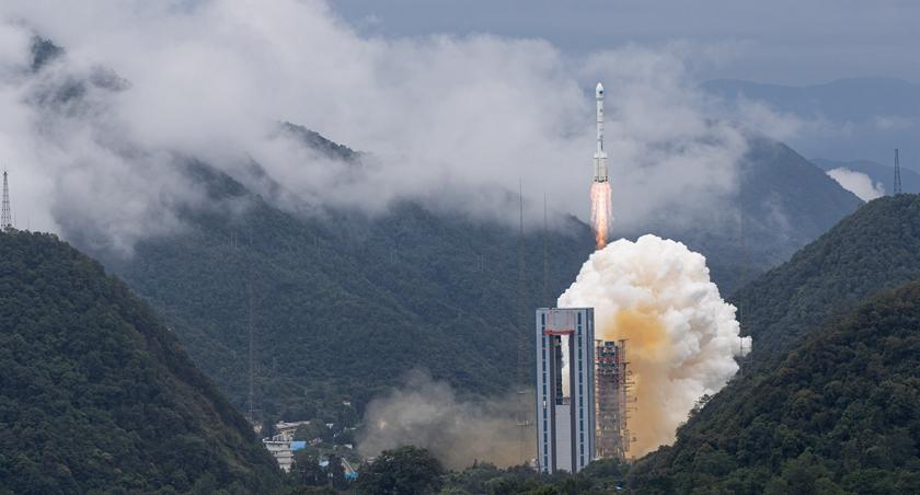北鬥三號全球衛星導航係統建成開通