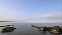 走近中俄最大界湖——興凱湖