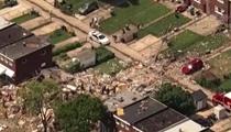 美國巴爾的摩市發生燃氣爆炸致1死4傷