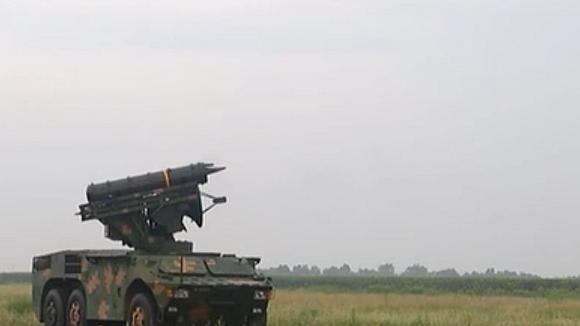 陸軍:實彈射擊演練 全面檢驗防空作戰能力