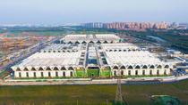 新華社記者探訪國家會展中心(天津)展館