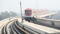 與拉合爾市民一起趕個地鐵早高峰——中國建設巴基斯坦拉合爾橙線地鐵首日全天運營