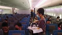 客機閒置 新加坡航空推出飛機餐廳