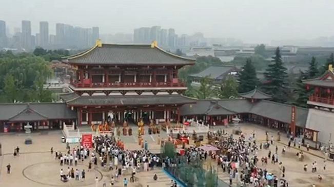 陜西西安:部分景點免費開放 加快旅遊市場復蘇