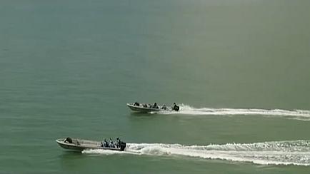 海軍:渡海登陸作戰演練 錘煉兩棲作戰能力