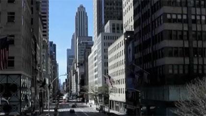 疫情衝擊美國樓市 紐約曼哈頓租金暴跌