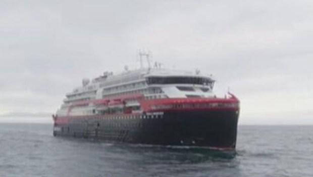 挪威一遊輪發生新冠病毒聚集性感染
