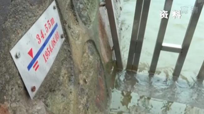 淮河幹流汪集河段水位將退至警戒以下