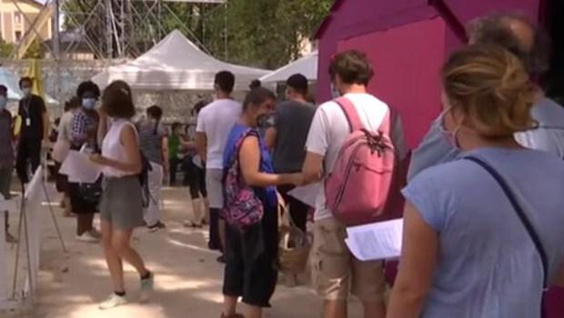 法國政府推動病毒檢測深入日常生活