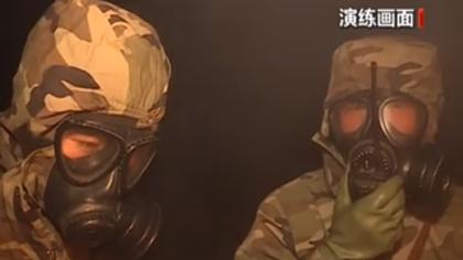 火箭軍某旅:深夜開展全員全裝千裏跨區綜合演練