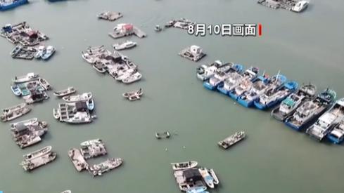 """福建:臺風""""米拉克""""將登陸 沿海加強防范"""