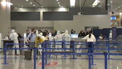 上海:新增18例境外輸入病例 相關航班停飛