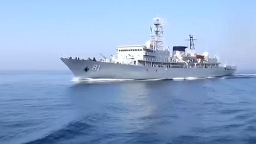 海軍:實戰化海上訓練 提升艦艇任務能力