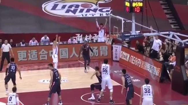 中國男籃職業聯賽總決賽第二場