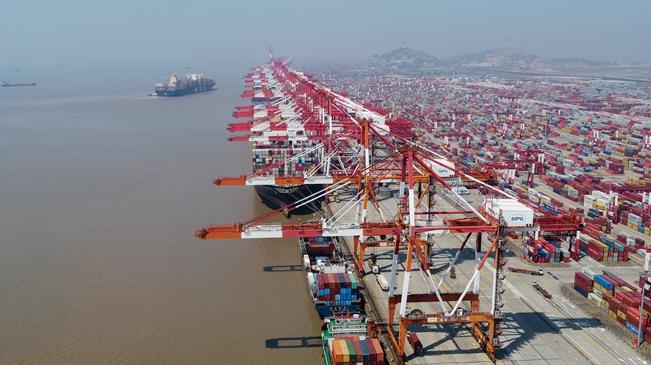 商務部:今年前7個月外貿外資回穩向好 好于預期